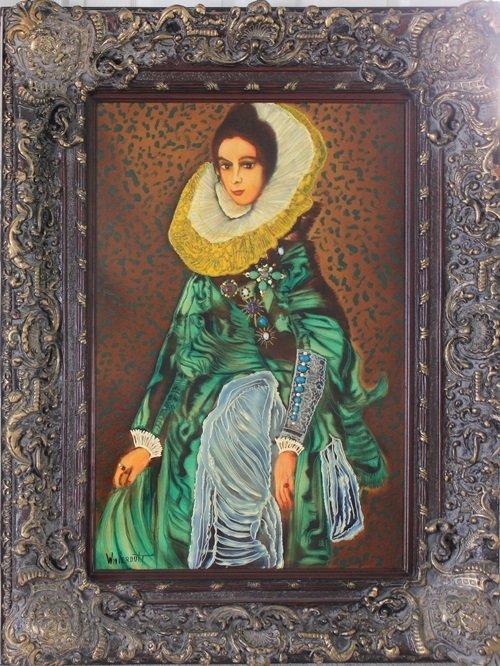 The Queen - Original By William Verdult