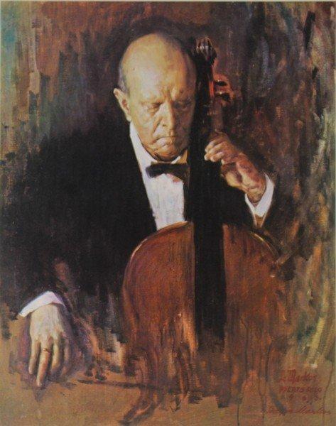 Pablo Lavals by Lajos Markos