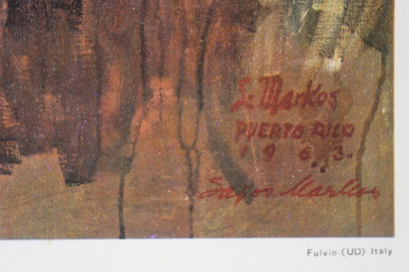 Pablo Lavals by Lajos Markos - 2