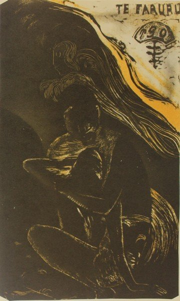 Fine Art Print (after) Paul Gauguin