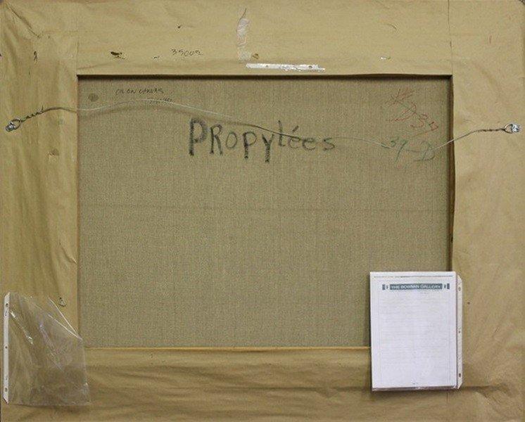 Propylees 62' - Regis de bouvier de Cachard - 3