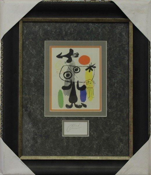 Horas Sempre Absurdas - Joan Miro
