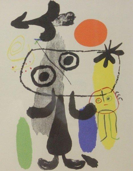 Horas Sempre Absurdas - Joan Miro - 2
