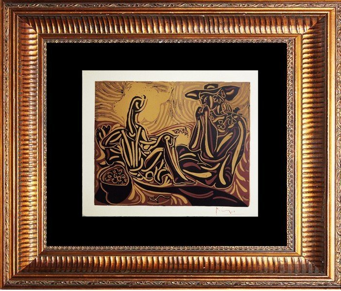 After The Vintage - Pablo Picasso