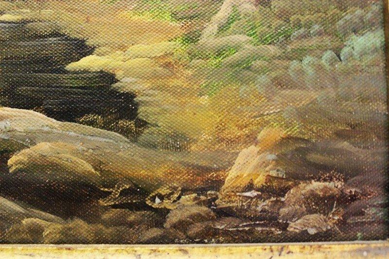 LandScape - Original Oil Painting - 2