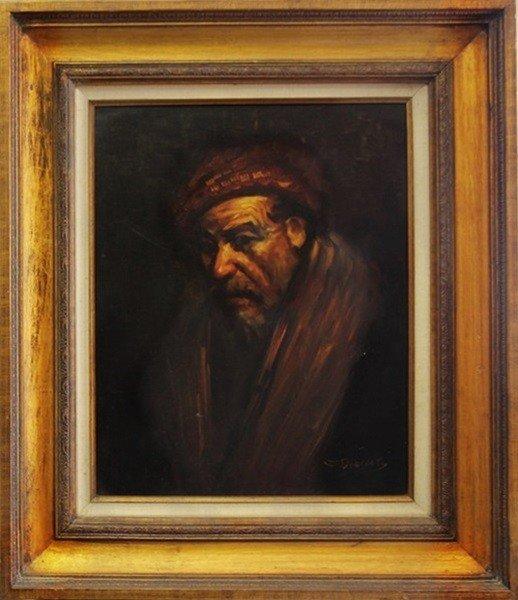 Portrait II - Original Painting
