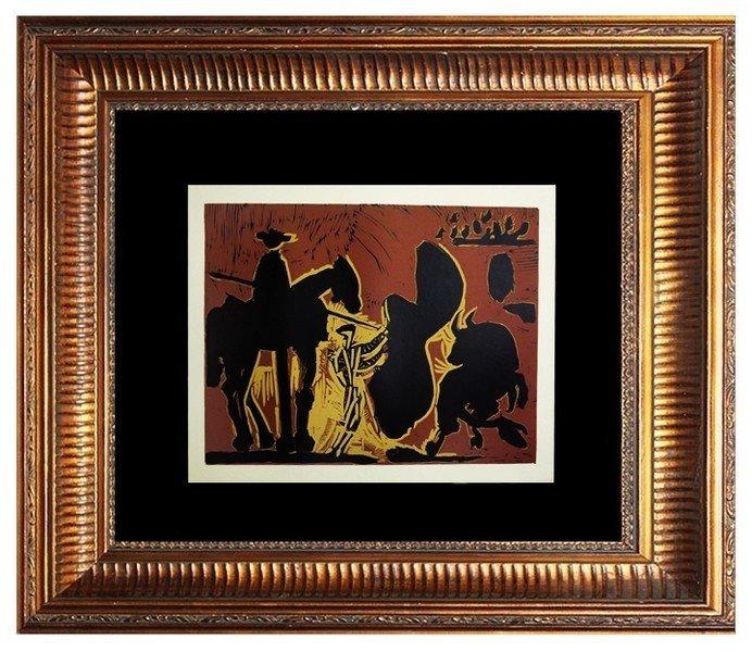 Avant le Pique (38) - Pablo Picasso