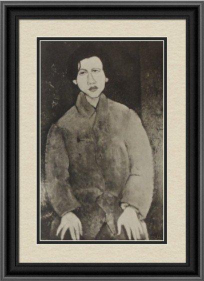 Lithograph - Amedeo Modigliani