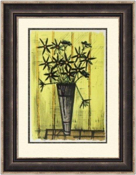Bouquet of Flowers, Bernard Buffet(1967)