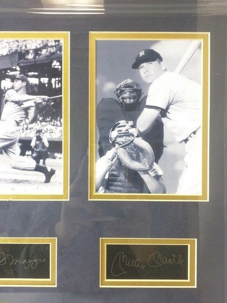 NY Yankees - Greatest Players Memorabilia - 2