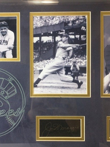NY Yankees - Greatest Players Memorabilia - 3