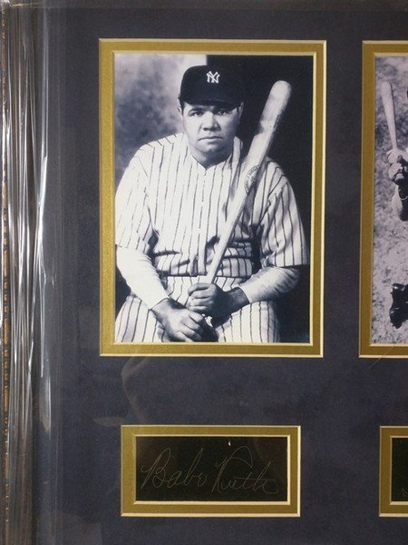 NY Yankees - Greatest Players Memorabilia - 5