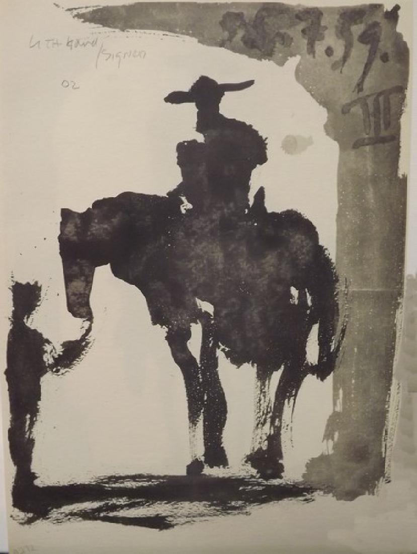 Toros y Toreros (7a) - Picasso 1959' - 3