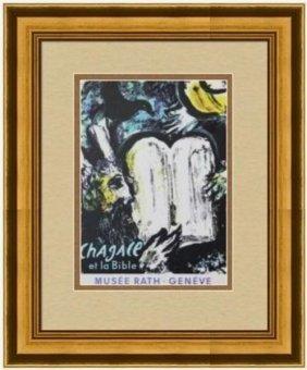 Chagall Et La Bible - Marc Chagall