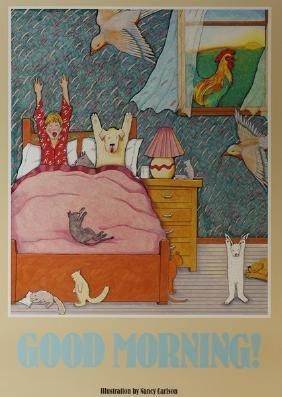Good Morning by Nancy Carlson
