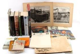 MIXED HISTORY COLLECTION AVIATION & TRANSPORTATION