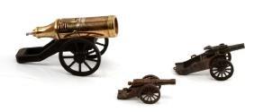 NOVELTY CANNON MODELS CAP GUN LIGHTER