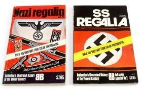 WWII GERMAN MILITARY REGALIA PAPERBACK BOOKS