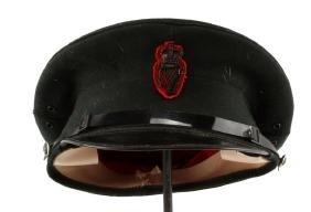 ROYAL ULSTER CONSTABULARY POLICE PEAK CAP