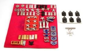 BOARD OF U.S. MILITARY RANK & OTHER INSIGNIA