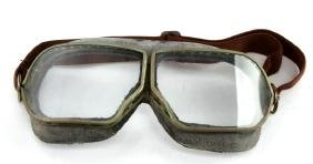 EARLY SOVIET PILOTS GOGGLES