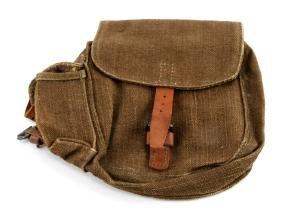 WWII SOVIET PPSH DRUM POUCH BAG