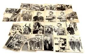 WWII GERMAN LOT OF 26 PHOTOS OF ADOLF HITLER