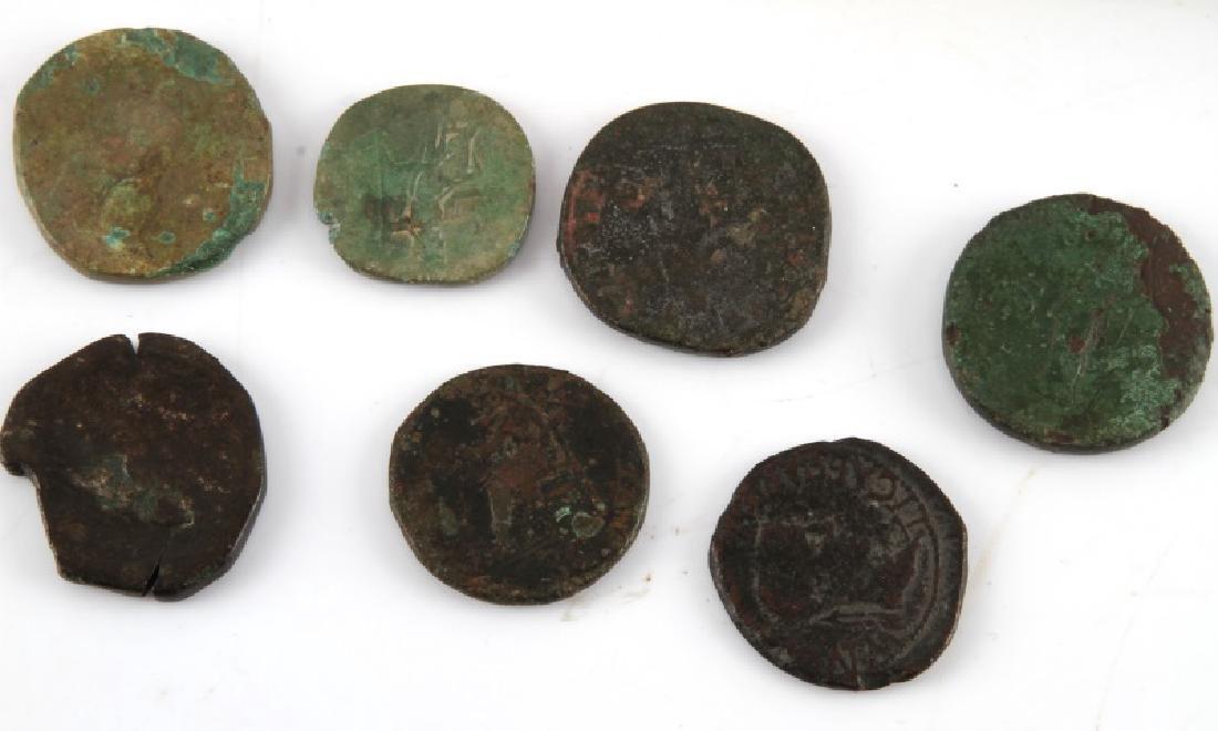 ROMAN COIN COLLECTION 16 SESTERTIUS SILVER DENARI - 7