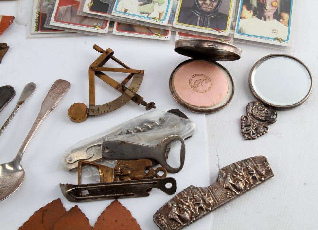 LARGE COLLECTIBLE & GENERAL ANTIQUE LOT