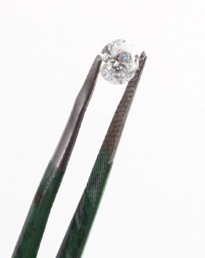 DIAMOND GROUP 3 ROUND CUT LOOSE STONES 1.35 TCW - 3