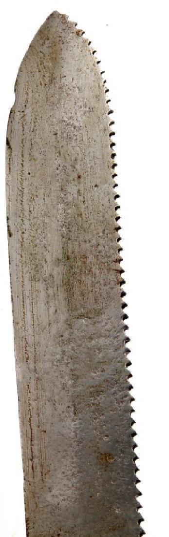 WWII MK 5 KA-BAR HARD HAT DIVER KNIFE OLEAN N.Y. - 5