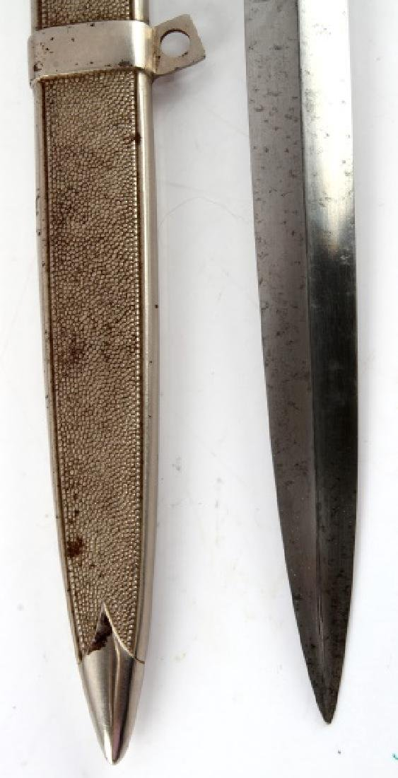 WWII THIRD REICH GERMAN RED CROSS DAGGER WITH KNOT - 5