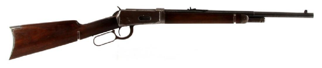 WINCHESTER 1894 LEVER ACTION RIFLE IN .30 WCF