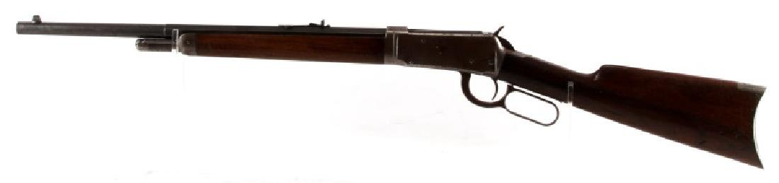WINCHESTER 1894 LEVER ACTION RIFLE IN .30 WCF - 4