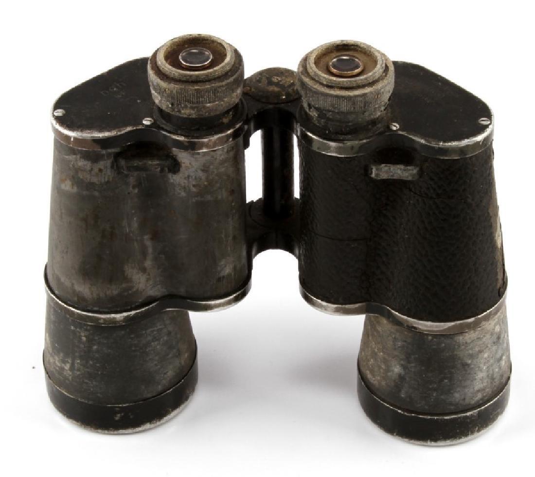 WWII GERMAN 3RD REICH DIENSTGLAS 10x50 BINOCULARS