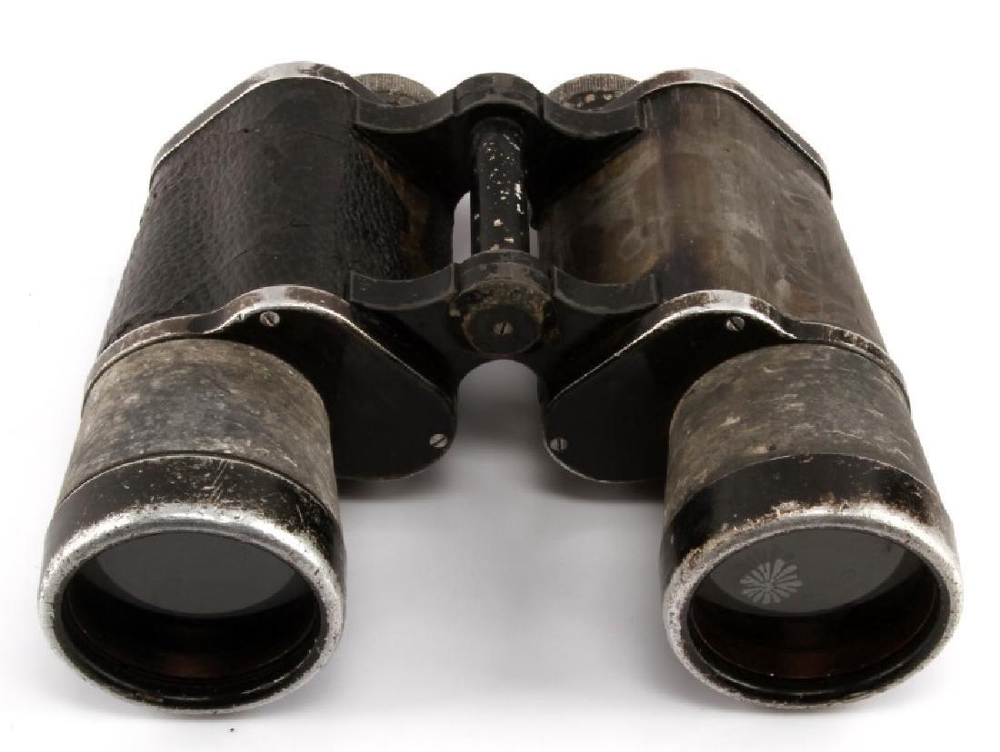 WWII GERMAN 3RD REICH DIENSTGLAS 10x50 BINOCULARS - 3