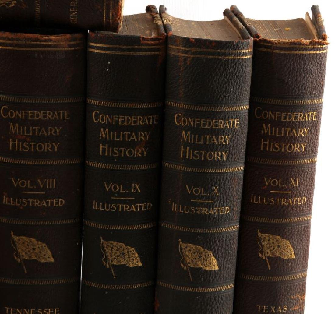 CONFEDERATE MILITARY HISTORY ILLUSTRATED 1899 - 4