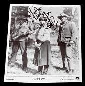 KIM DARBY AUTOGRAPH 8X10 TRUE GRIT JOHN WAYNE FILM
