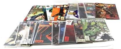 LOT OF 30 BRONZE  MODERN AGE AMERICAN COMIC BOOKS
