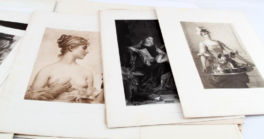 LATE 19TH & EARLY 20TH CENTURY ART PRINTS - 10