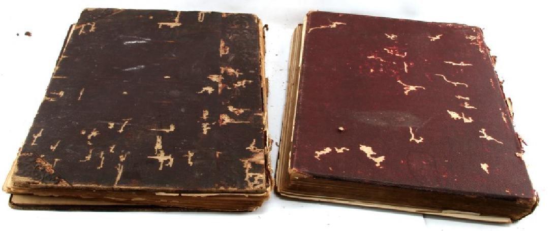 LOT OF 2 - ANTIQUE CIVIL WAR BOOKS CONFEDERATE - 9