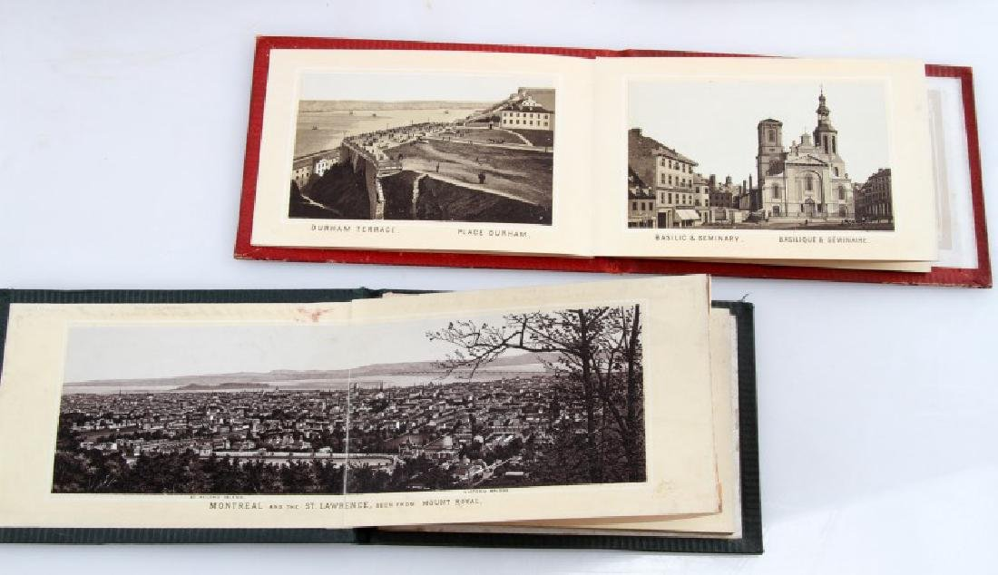 ANTIQUE HARD COVER SPIRITUAL SONG BOOKS & VIEWS - 6