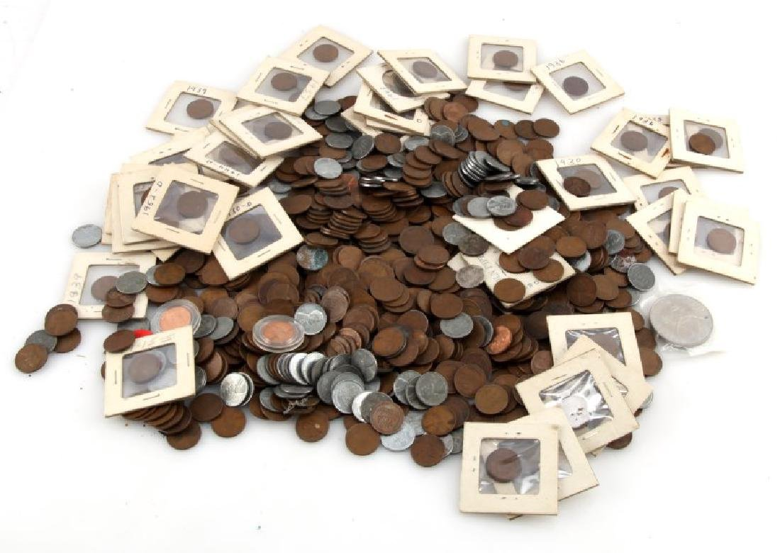 OVER 6 POUNDS OF UNSEARCHED WHEAT PENNIES CENT