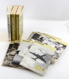 LOT VINTAGE BOY SCOUT HANDBOOKS & MERIT BOOKS