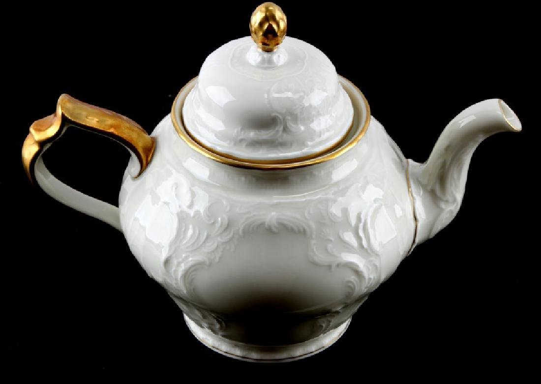 ROSENTHAL GERMANY SANSSOUCI TEA POT GOLD CHINA