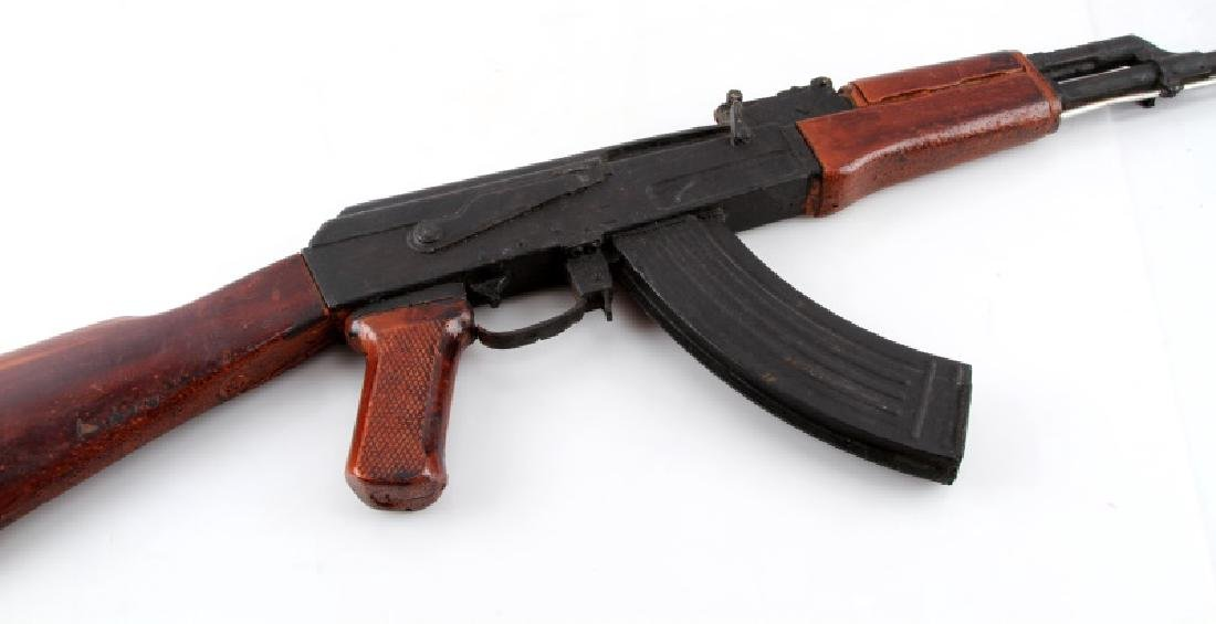 AK47 VIETNAM ERA RUBBER TRAINING PROP FOR US - 4
