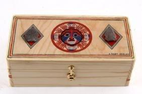 BELLA COOLA NATIVE AMERICAN TREASURE BOX