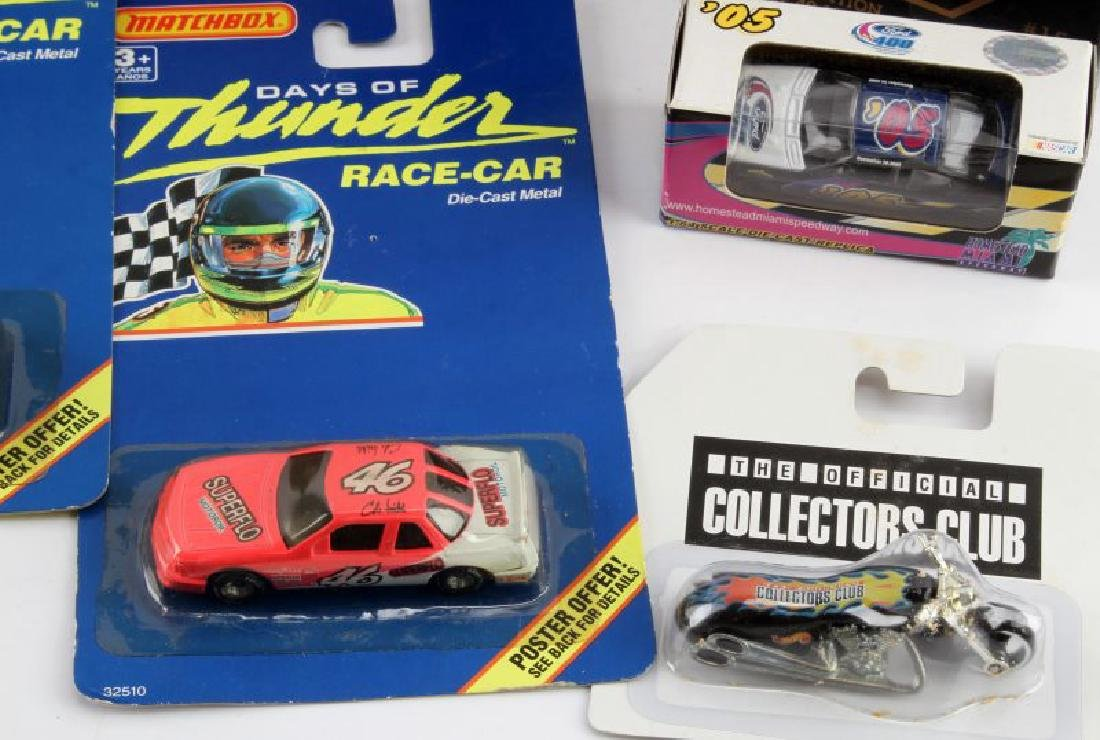 LOT 7 VINTAGE HOTWHEEL & MATCHBOX CARS NEW IN BOX - 4