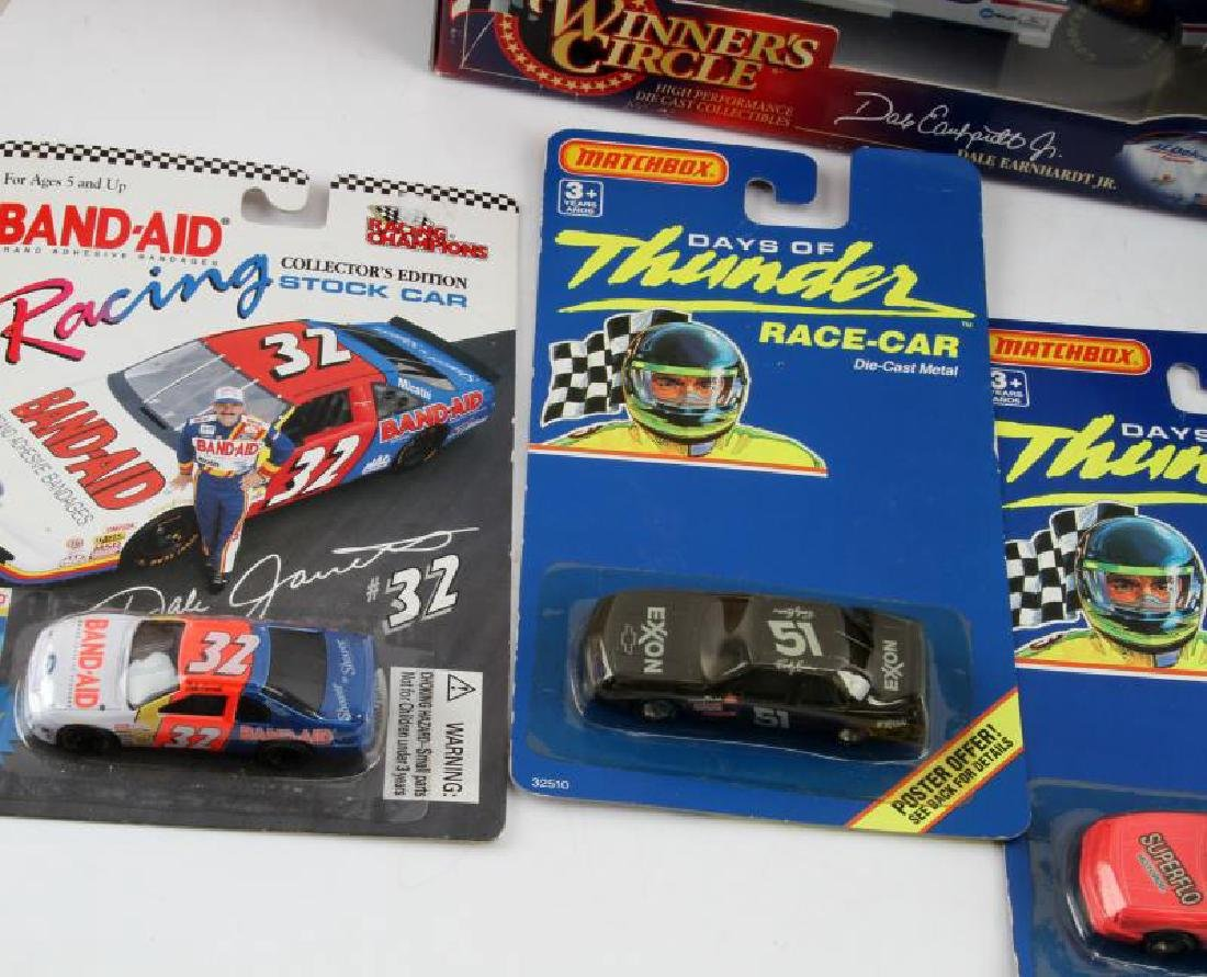 LOT 7 VINTAGE HOTWHEEL & MATCHBOX CARS NEW IN BOX - 5