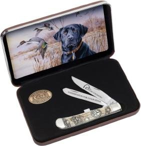CASE XX CUTLERY 07306 NATURAL TRAPPER POCKET KNIFE